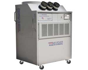 Air Rover, Spot Cooler, Rental, air conditioning, greenville, sc HVAC