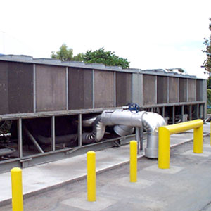 Industrial hvac maintenance service process chiller greenville, sc, AMS